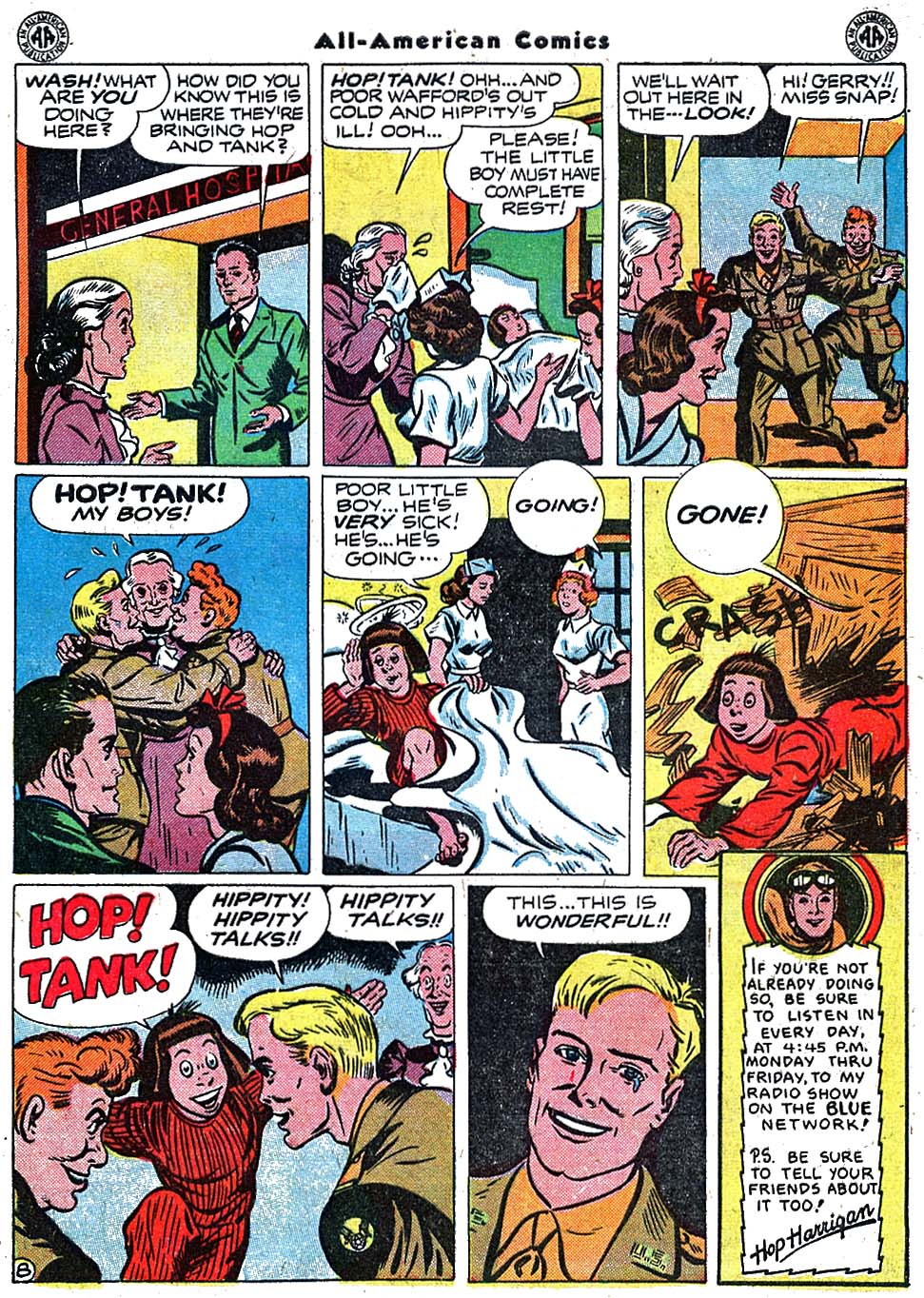 Read online All-American Comics (1939) comic -  Issue #67 - 49