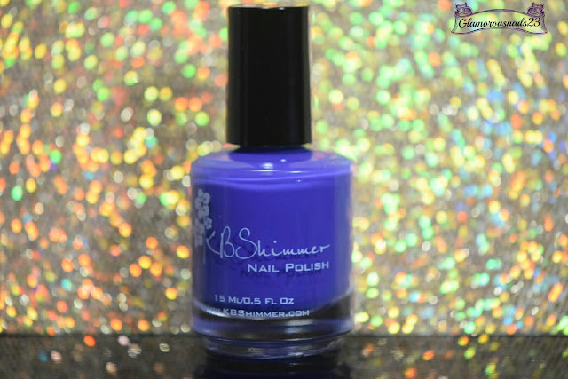 KBShimmer Breaking Blues