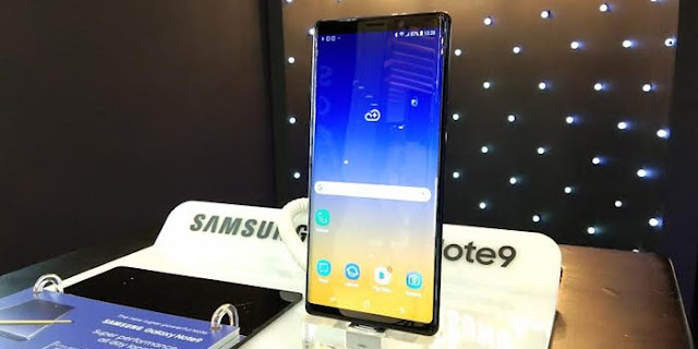 Antusias Pengunjung di Event Samsung Galaxy Note 9