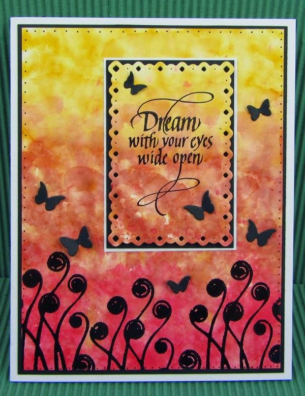 Quietfire Creations: Tuesday Winsday - Dream!