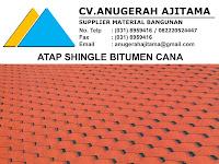 Atap Sirap Bitumen Cana Harga Terbaru Dan Terupdate