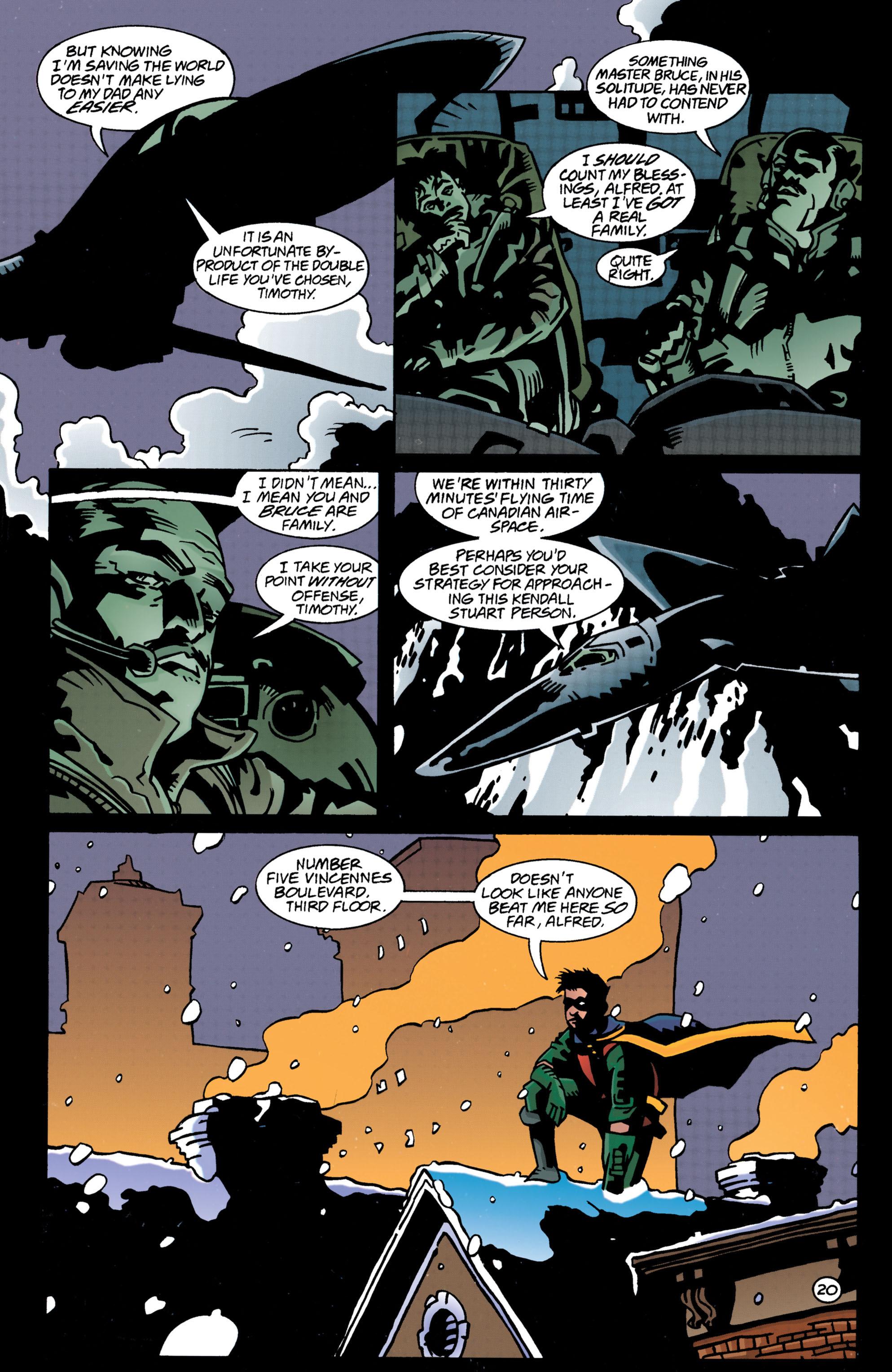 Detective Comics (1937) 695 Page 19