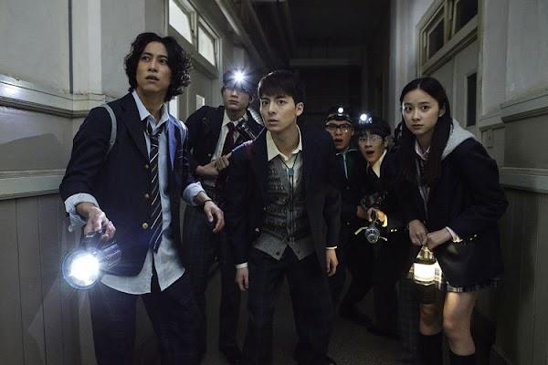 Gaku Sano Dan Mahiro Takasugi Akan Bintangi Film Chou Shonen Tanteidan NEO: Beginning