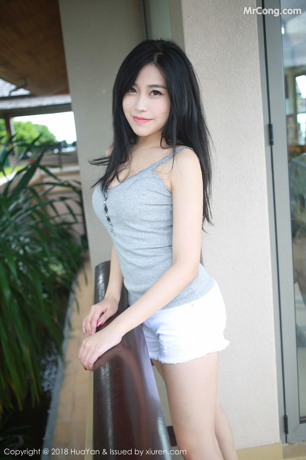 Image HuaYan-Vol.054-Sabrina-Xu-Nuo-MrCong.com-010 in post HuaYan Vol.054: Người mẫu Sabrina (许诺) (31 ảnh)