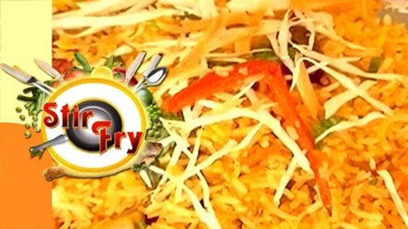 Stir Fry 28-05-2017 | Food Show | Peppers TV