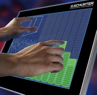 SCHURTER's Touchscreen solutions