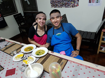 Chiang Mai, Thailand: Tom Yum Thai Cooking School