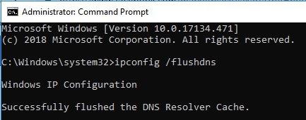 Pengertian Flush DNS dan Cara Flush DNS Pada Perangkat Komputer