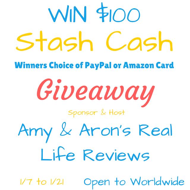 Blogger Opp: $100 Stash Cash Giveaway