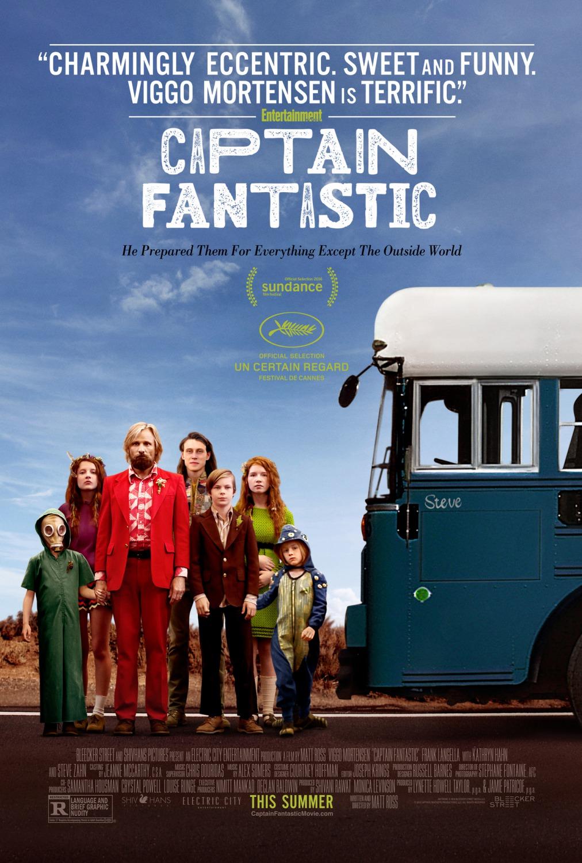 Film Captain Fantastic