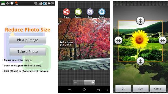5 Aplikasi Terbaik Dan Populer Untuk memperkecil Ukuran Foto Di Android
