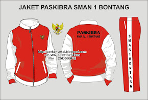 JAKET TRAINING PASKIBRA