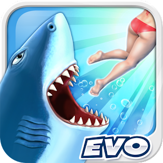 Hungry Shark Evolution v5.4.0 Mod Apk (Unlimited Coins + Gems) - www.redd-soft.com