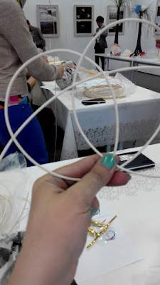 ikebana rotang weaving