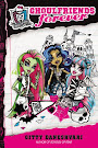 Monster High Ghoulfriends Forever Book Item