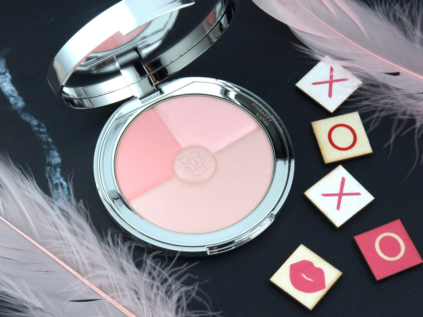 Guerlain Spring 2018 Collection | Meteorites Heart Shape Face Powder: Review and Swatches