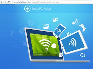 تحميل برنامج بايدو واي فاي  اخر اصدار Baidu WiFi Hotspot  برابط مباشر مجانا