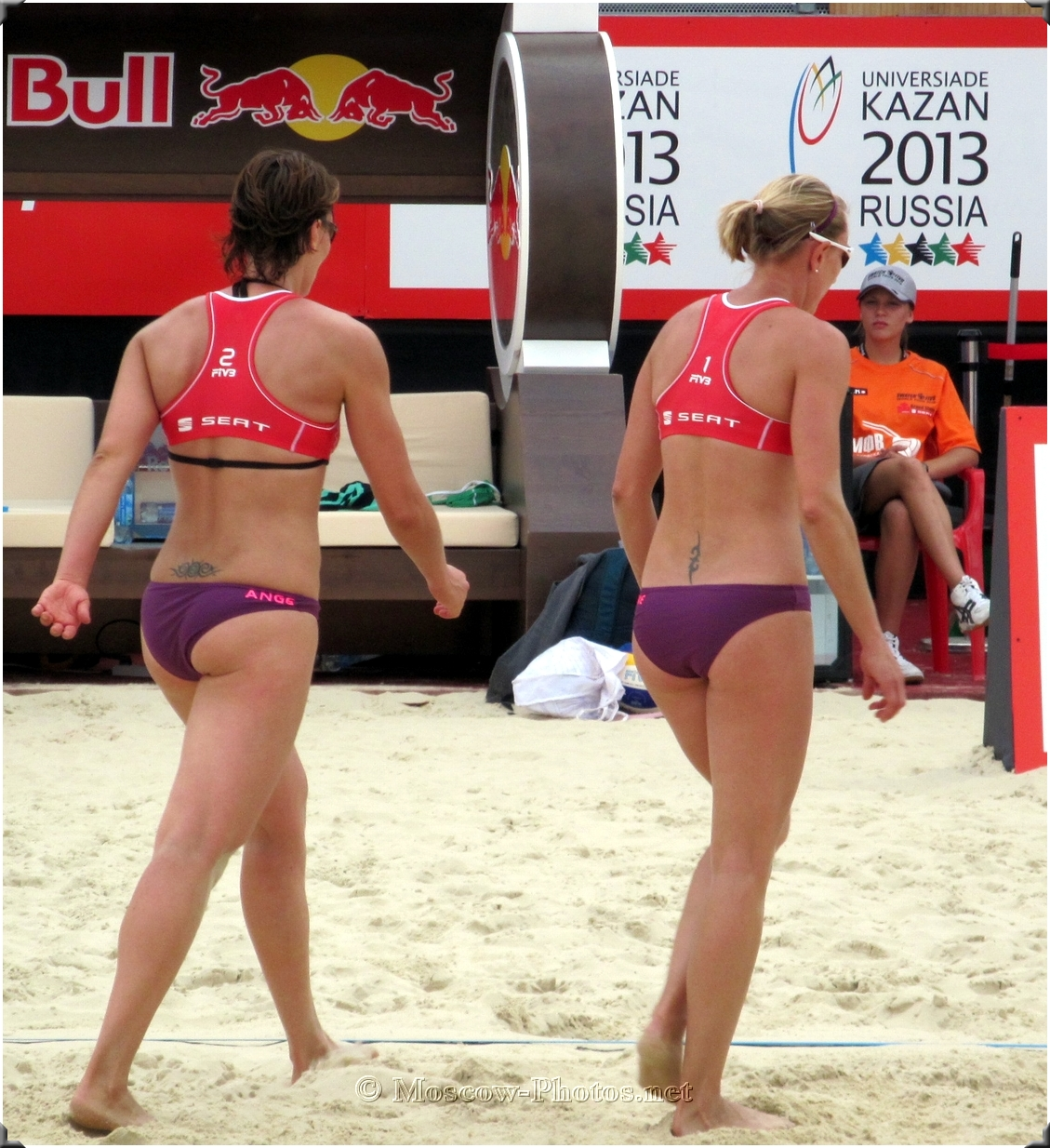 Moscow Grand Slam Beach Volleyball World Tour