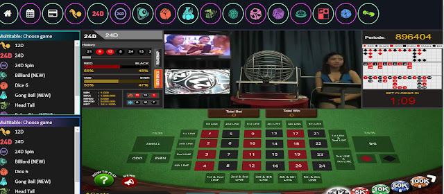 Cara Main Togel Live Game 24d Di Situs Resmi AsTogel