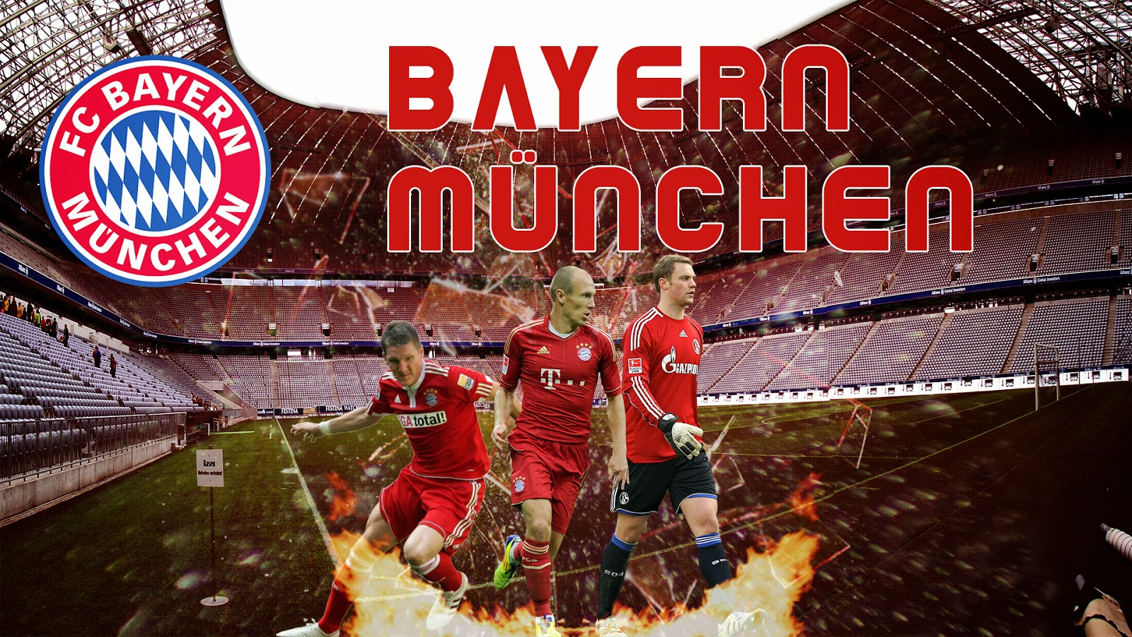 bayern munchen football club wallpaper