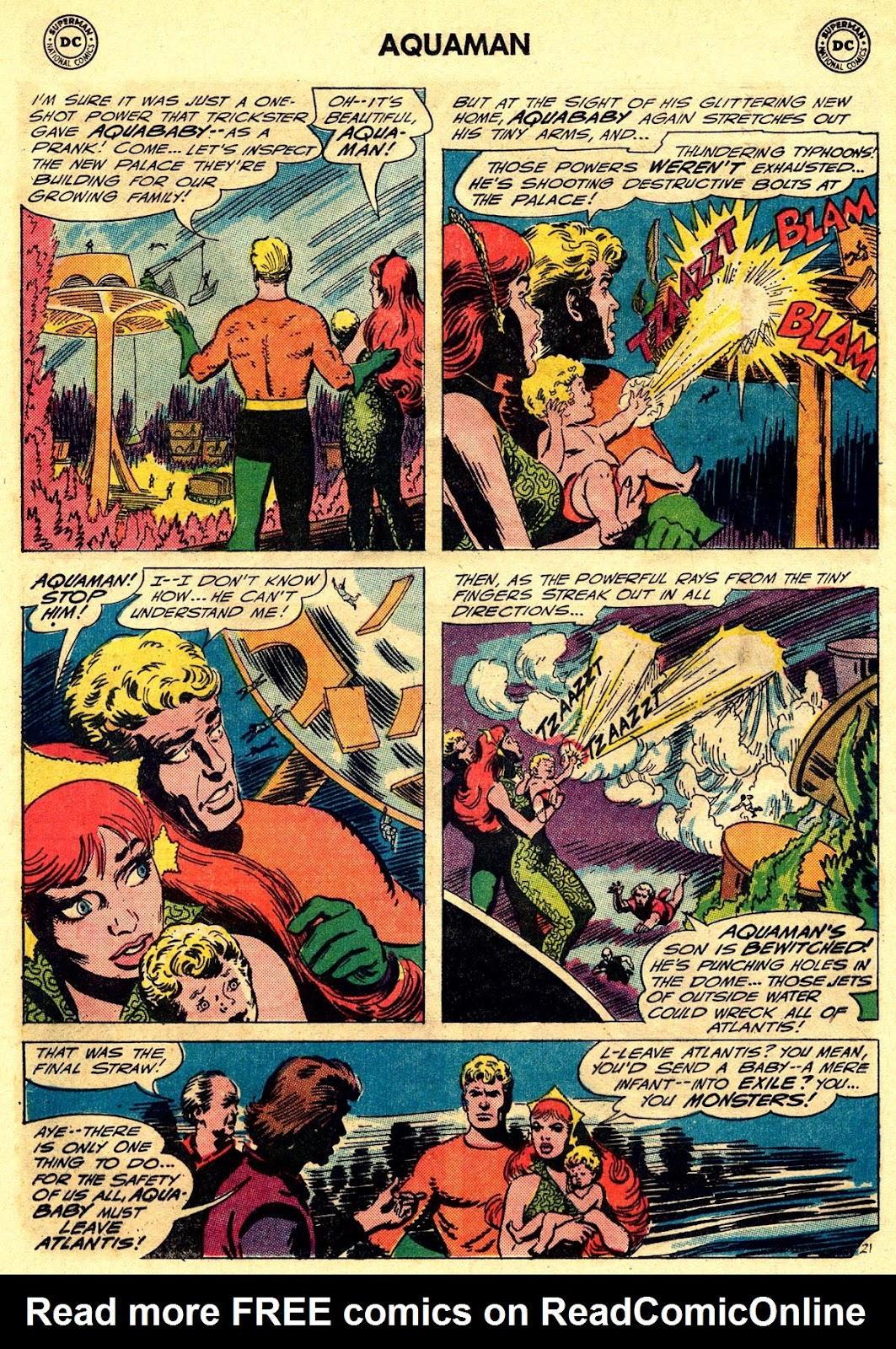 Aquaman (1962) Issue #23 #23 - English 28