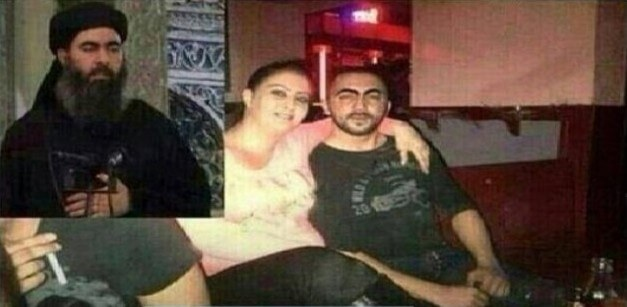 Informasi ISIS: Foto palsu Abu Bakar Al-Baghdadi