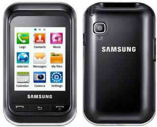 Firmware Samsung Champ C3303i