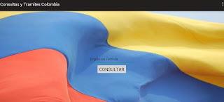 Certificado de  Contraloría  y Procuraduría, SISBEN y más, desde teléfonos Android