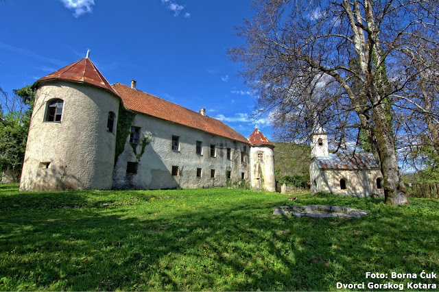 Dvorac Severin na Kupi (c) Borna Ćuk