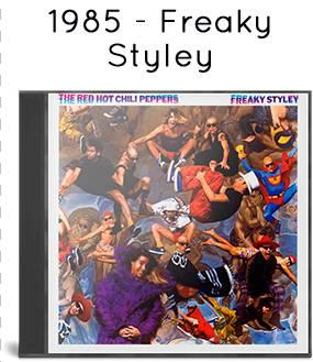 1985 - Freaky Styley