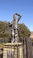 The Stan Laurel Statue, North Shields, Laurel and Hardy,North Shields Fish Quay,Statue North Shields, Northumbrian images blogspot,North East, England,Photos,Photographs
