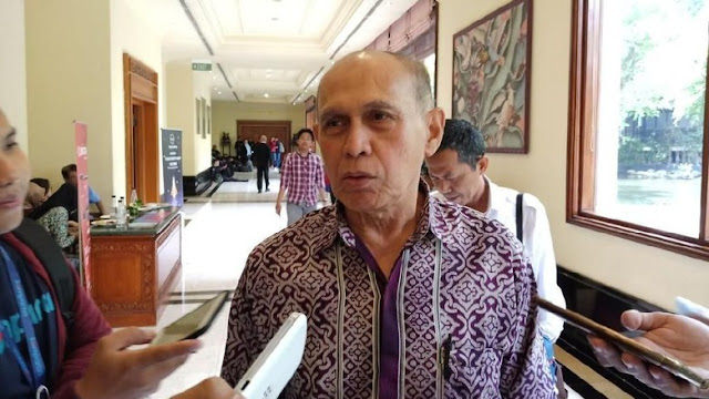 Minta Anies Tak Nyapres di 2019, Kivlan: Urus Jakarta Dulu