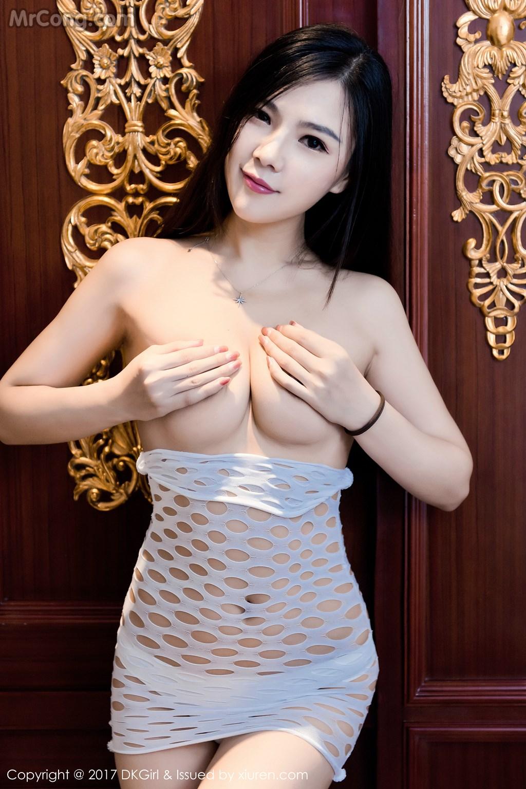 Người mẫu Ding Xiaonan với album ảnh sexy và quyến rũ 5