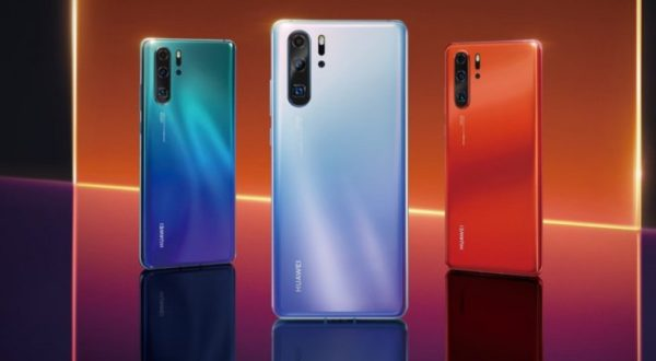 سعر ومواصفات هاتف Huawei P30 Pro الجديد