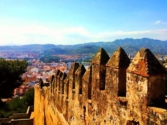 Gibralfaro Castle - Málaga