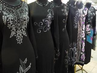 Grosir Baju Muslim Murah di Bandung