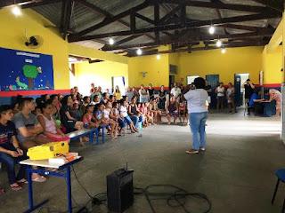 Em dois meses, ciclo de palestras do CRAM de Registro-SP atinge mais de 500 pessoas