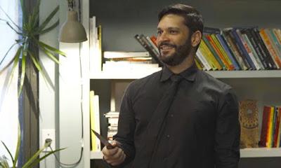 Diogo (Armando Babaioff) em Bom Sucesso (Reprodução/TV Globo).