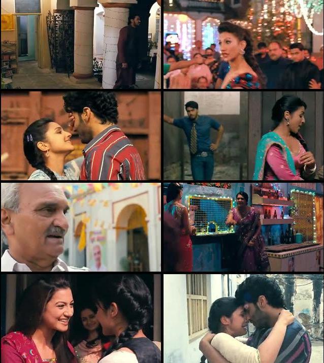 Ishaqzaade 2012 Hindi 480p BluRay