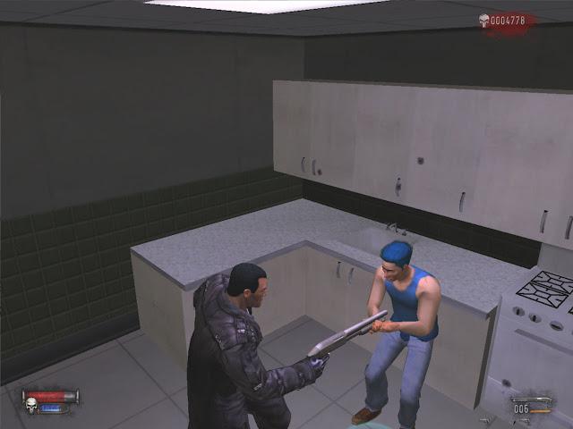 The Punisher PC Full Version Screenshot 1