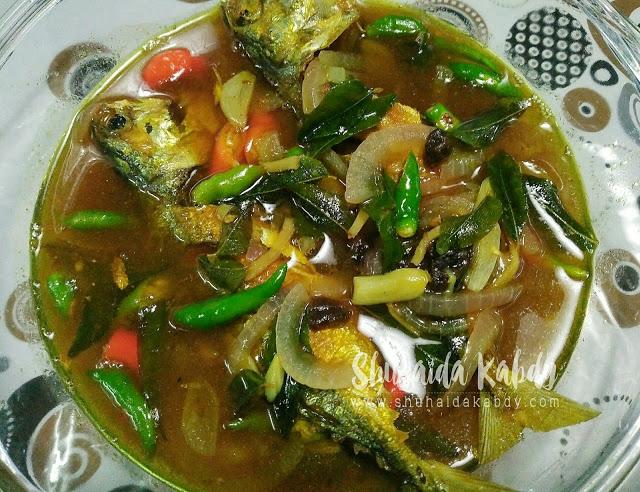 Resepi Ikan Masak Asam