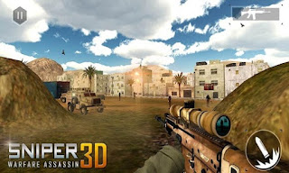 Download Sniper Warfare Assassin 3D v1.0.3 Mod Apk