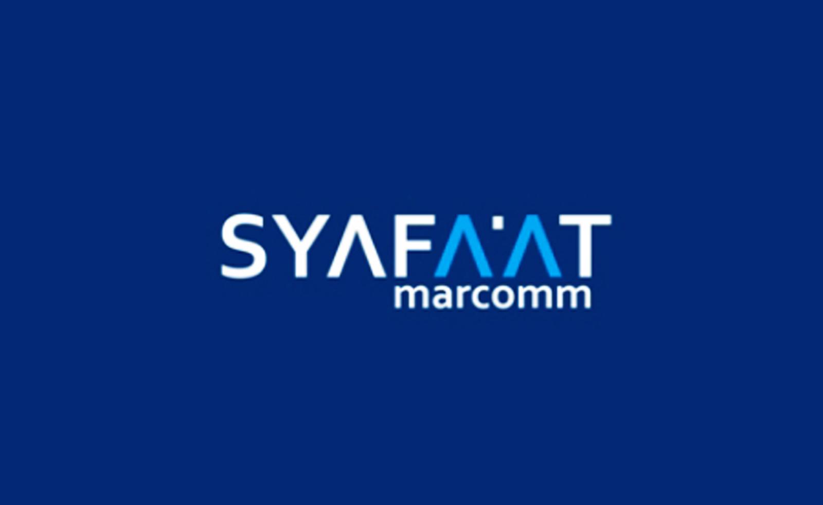 PELAKU VISUAL: Andika Dwijatmiko - CEO Syafa'at Marcomm