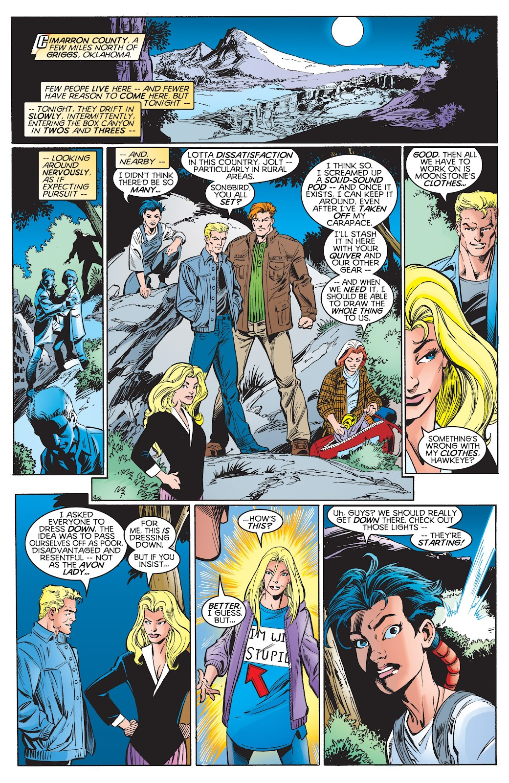 Read online Hawkeye & The Thunderbolts comic -  Issue # TPB 1 (Part 3) - 6