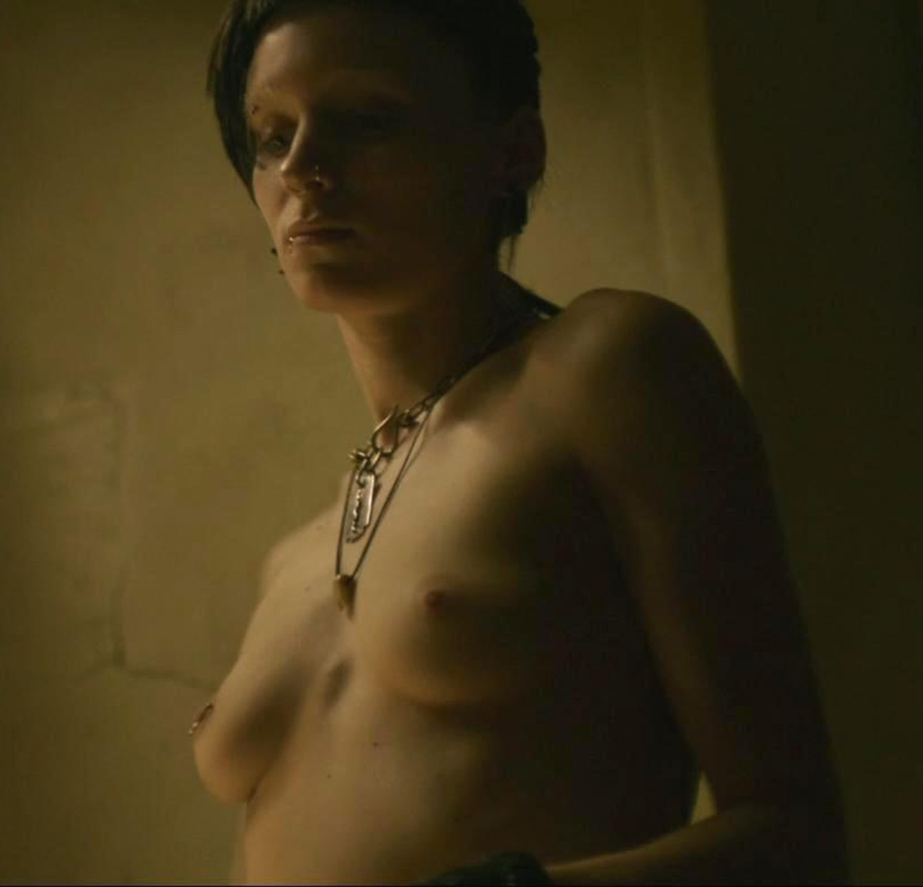 dragon tattoo nude