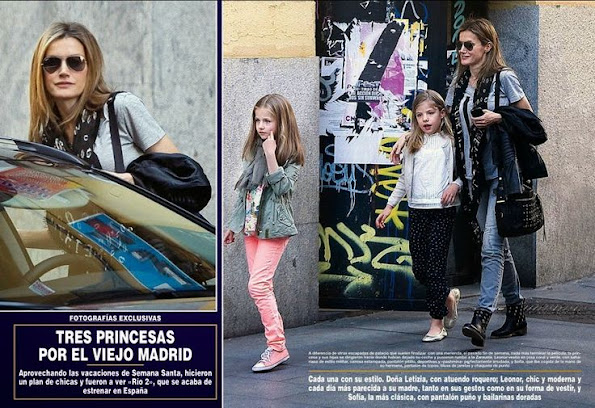 Princess Letizia style jewelry dresses mode