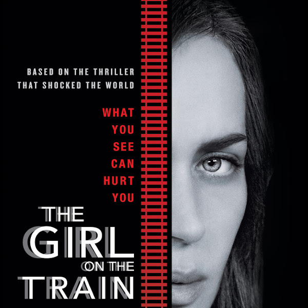 THE GIRL ON THE TRAIN (film) was more or less what I was expecting