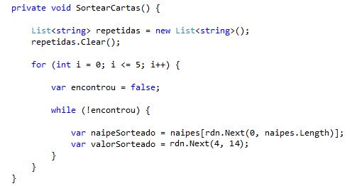 [TUTORIAL] Criando jogo de cartas com I.A (C# e Visual Studio) - Parte 01 Untitled%2B21