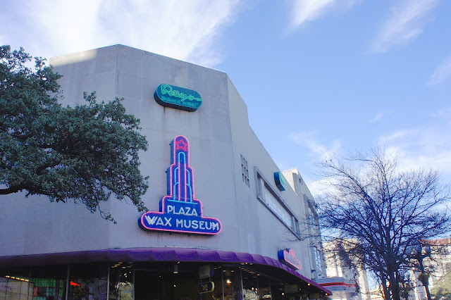 Ripley's Odditorium Wax Museum in Downtown San Antonio Review and Discount Online Tickets