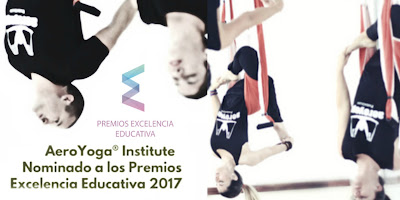 PREMIO AERO YOGA INSTITUTE, AERO YOGA INTERNATIONAL, EXCELENCIA, EDUCACION, EDUCATIVA, EDUCATION, CURSOS, TEACHER TRAINING, PILATES AEREO, YOGA AEREO, AIR YOGA, GRAVEDAD